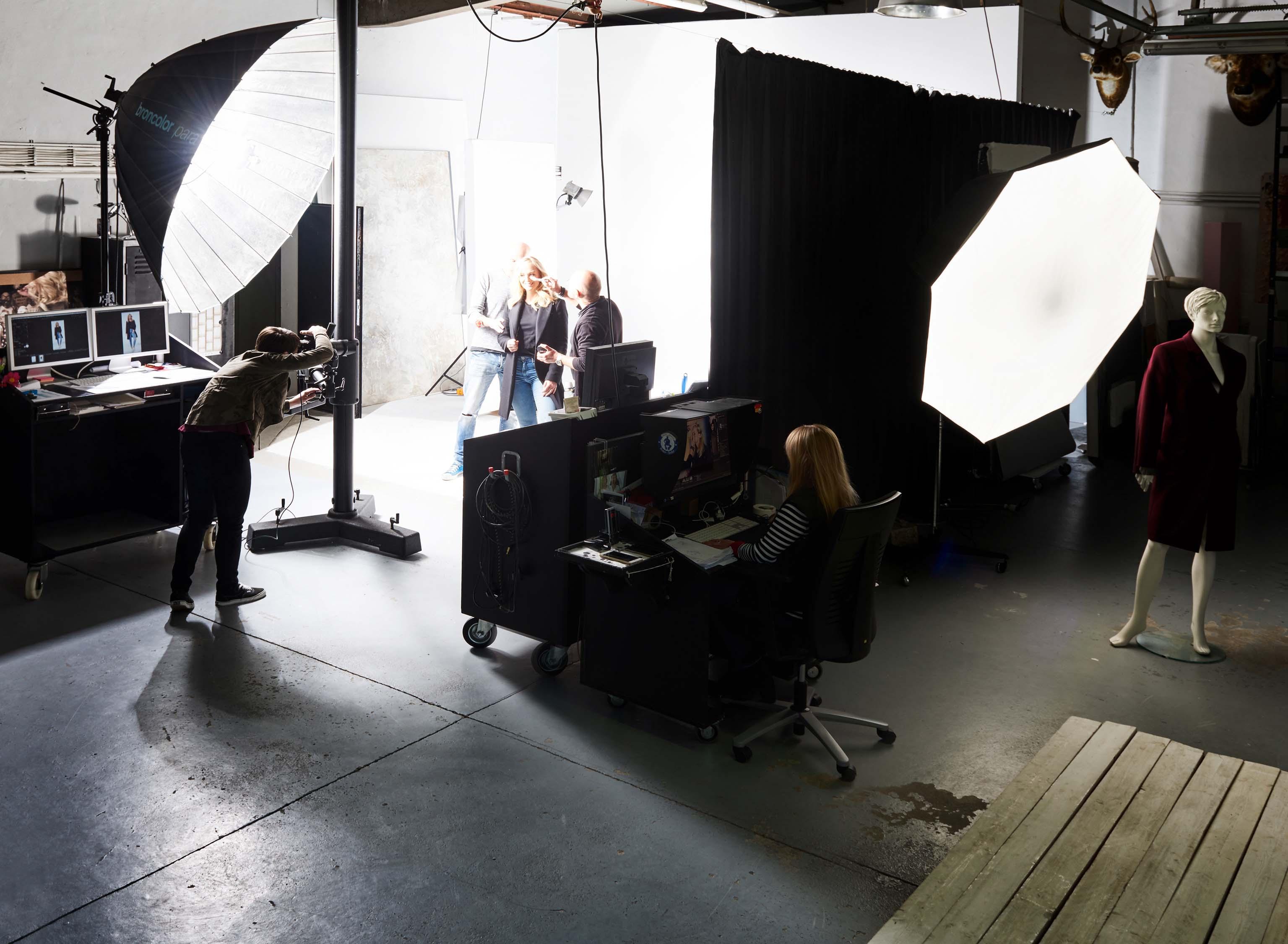 Werbefotografie Studio 51 | Indoorstdio