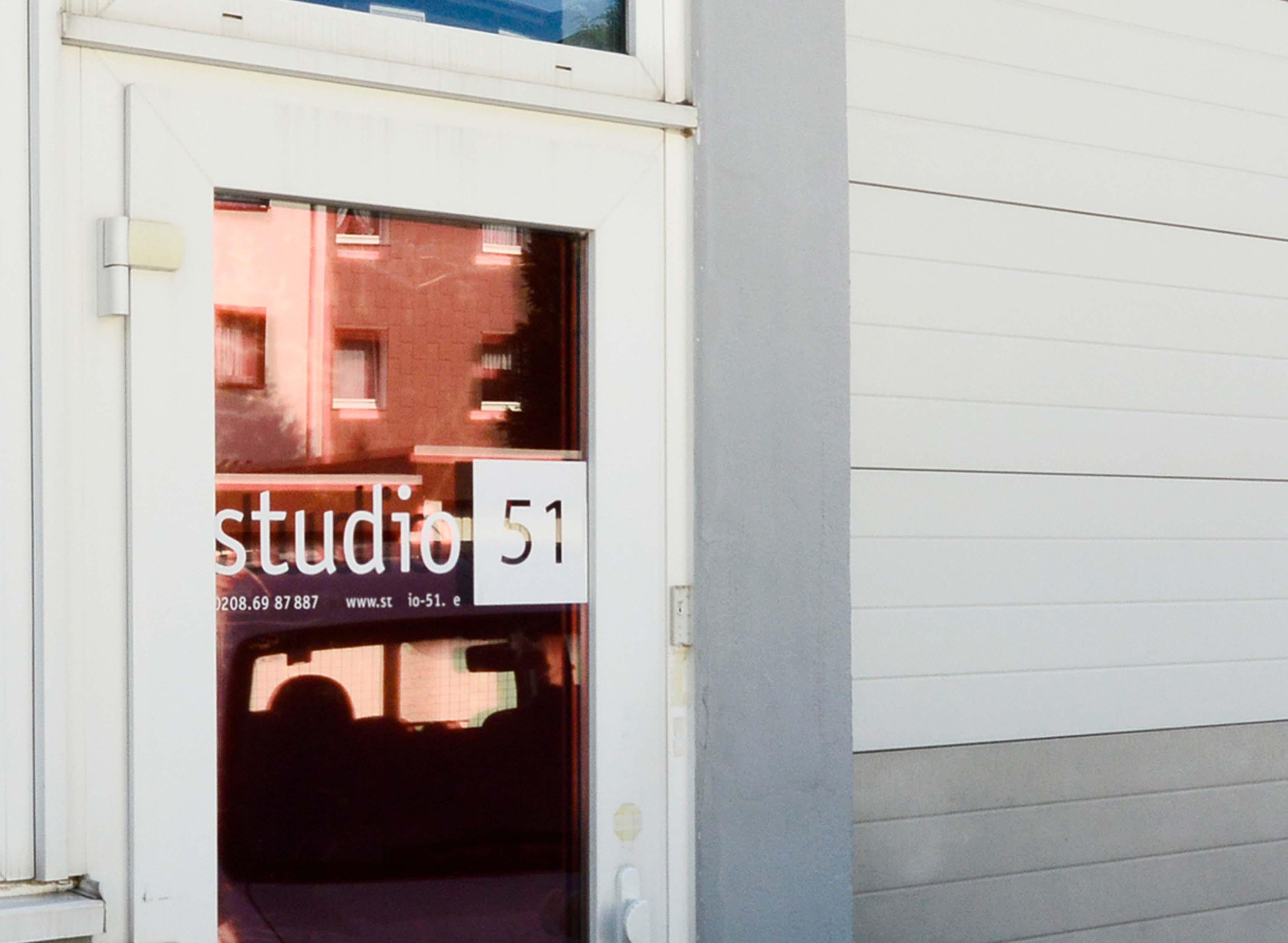 Werbefotografie Studio 51 | Rolltor